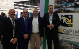 Europlatforms members in Transport Logistic Munich